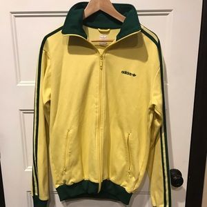Adidas Original Track Jacket, L